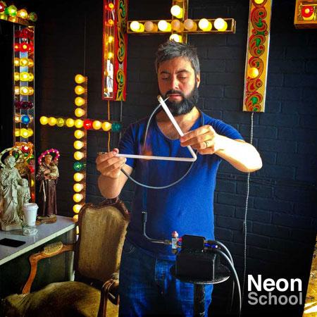 Kevin McDonagh, Neon Student