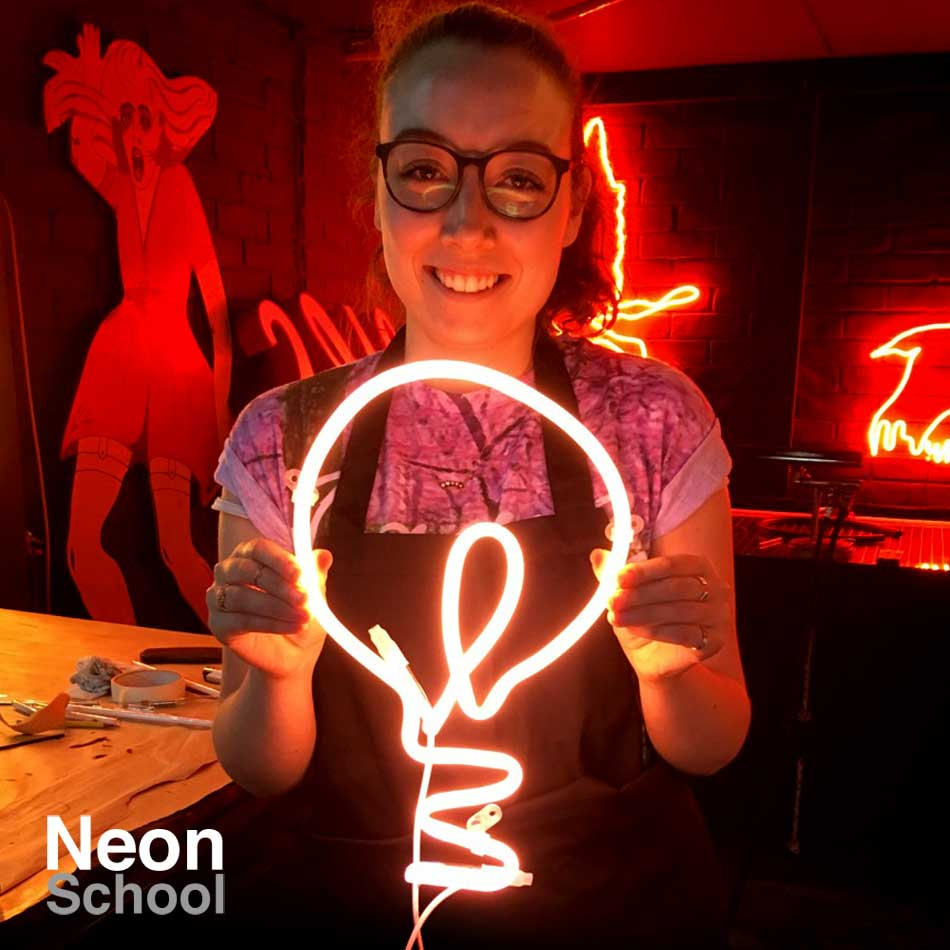 Millie Ratcliff, Neon Student